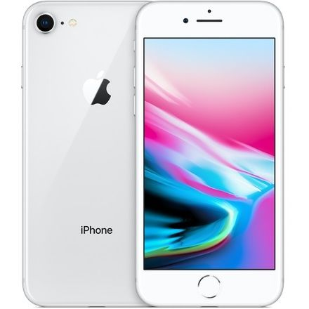 MOVIL IPHONE 8 SILVER 64GB REACONDICIONADO