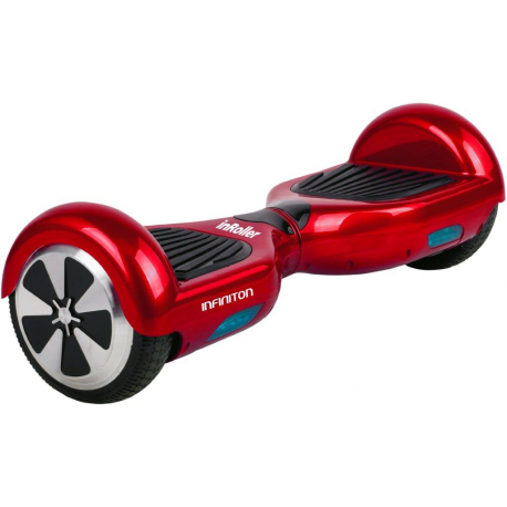 "SCOOTER ELECTRICO 6"" INFINITON IN-ROLLER 2.0 ROJO"