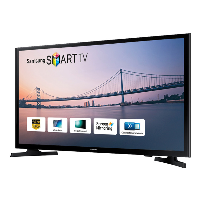 "Lcd Led Samsung 32"" 200hz FHD Smart, Wifi UE32J5200"