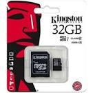 TARJETA MICRO SD 32GB KINGSTON SDC10G232GB