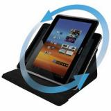 "FUNDA ROTATORIA C/STAND SAM. GALAXY NOTE 10"" NEGR"