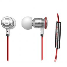 AURICULAR BOTON urBEATS 3-BUTTON GLOSS WHITE