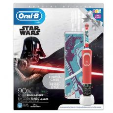CEPILLO DENTAL BRAUN ORAL-B D100 KIDS STAR WARS + ESTUCHE