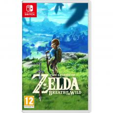 JUEGO NINTENDO SWITCH THE LEGEND OF ZELDA: BREATH OF THE WILD