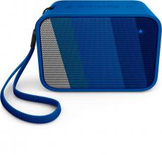 ALTAVOZ PORT. PHILIPS BT110A/00 BLUETOOTH AZUL