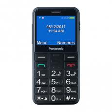 "MOVIL PANASONIC KX-TU150EXB 2.4"" BLUETOOTH, USO FACIL. TECLAS GRANDES NEGRO"