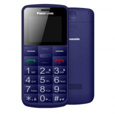 "MOVIL PANASONIC KX-TU110EXC TFT COLOR 1.7"" ICONOS GRANDES AZUL"