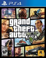 JUEGO PS4 GRAND THEFT AUTO V (GTA 5)