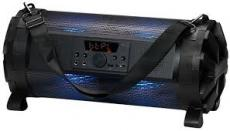 ALTAVOZ PORT. DENVER BTL-300 BLUETOOTH LUZ AZUL