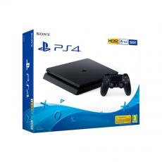 CONSOLA SONY PS4 500GB F CHASSIS NEGRA