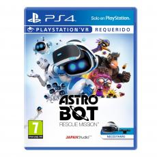 JUEGO PS4 EXCLUSIVO PARA VR ASTRO BOT