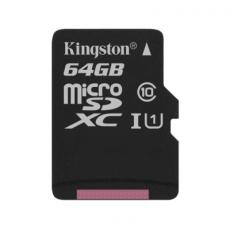 TARJETA MICRO SD 64GB KINGSTON SDCS64GBSP
