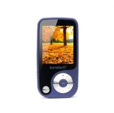 MP4 4GB SUNSTECH THORN 4GB AZUL 1,8""