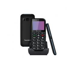 MOVIL SUNSTECH CEL3BK BLUETOOTH RADIO SOS NEGRO