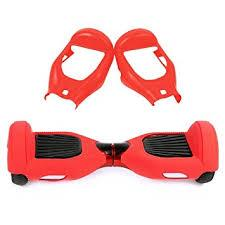 FUNDA SILICONA SCOOTER INFINITON IN-ROLLER ROJA