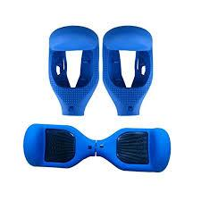 FUNDA SILICONA SCOOTER INFINITON IN-ROLLER AZUL