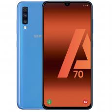 "MOVIL SAMSUNG GALAXY A70 6.7"" 6GB RAM 128GB 32/5/8MP + 32MP AZUL"