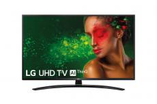 LCD LED 70 LG 70UM7450PLA 4K QUAD CORE HD AI THINQ DTS