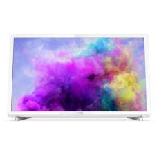 "Led 24"" Philips 24PFS5603 FULL HD blanco HDMI USB"