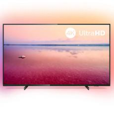 "Led 50"" 50PUS6704 UHD Smart TV  Ambilight"